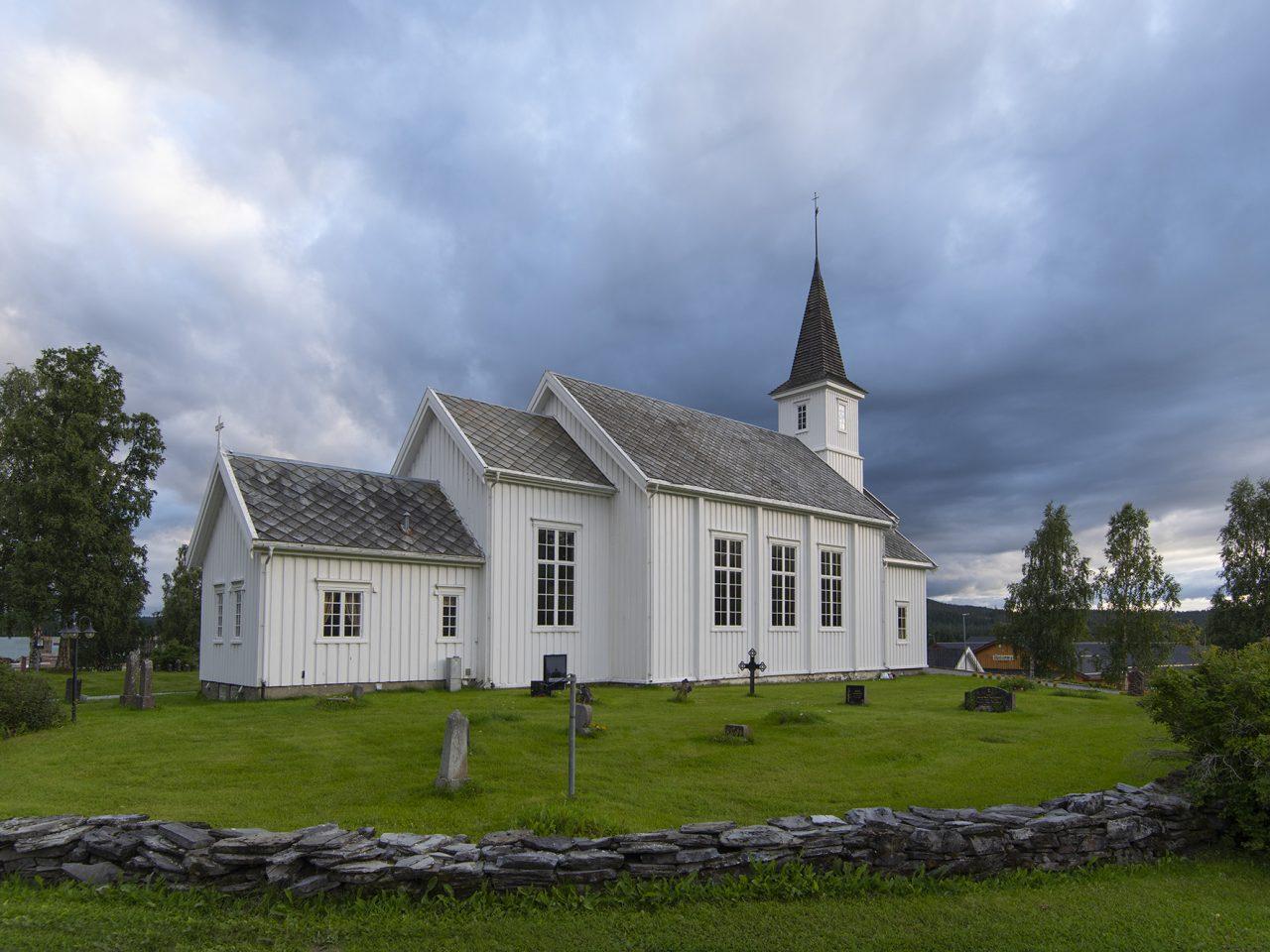 Hattfjelldal kirke2