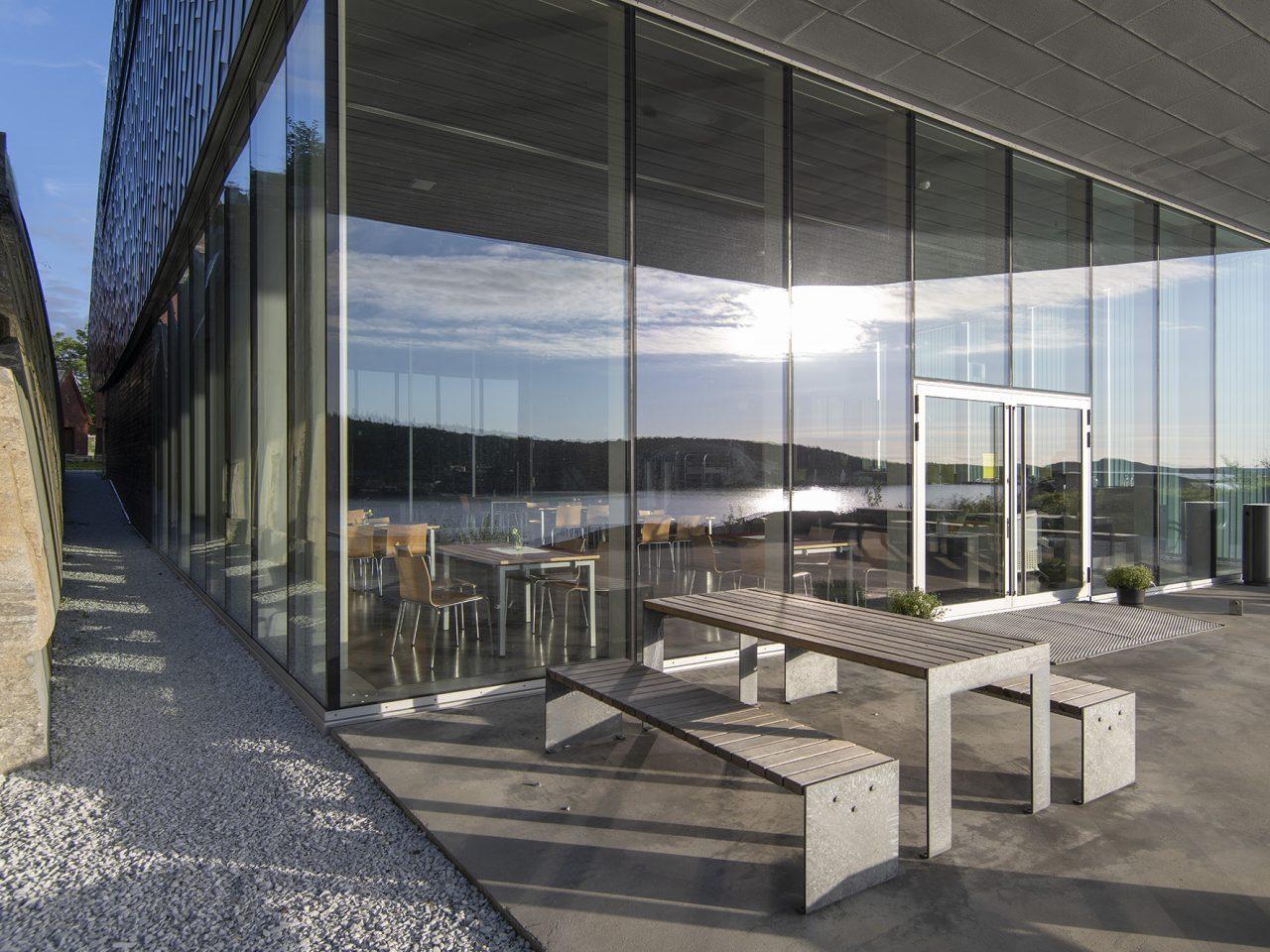 Petter Dass-museet og Margrethes kafé