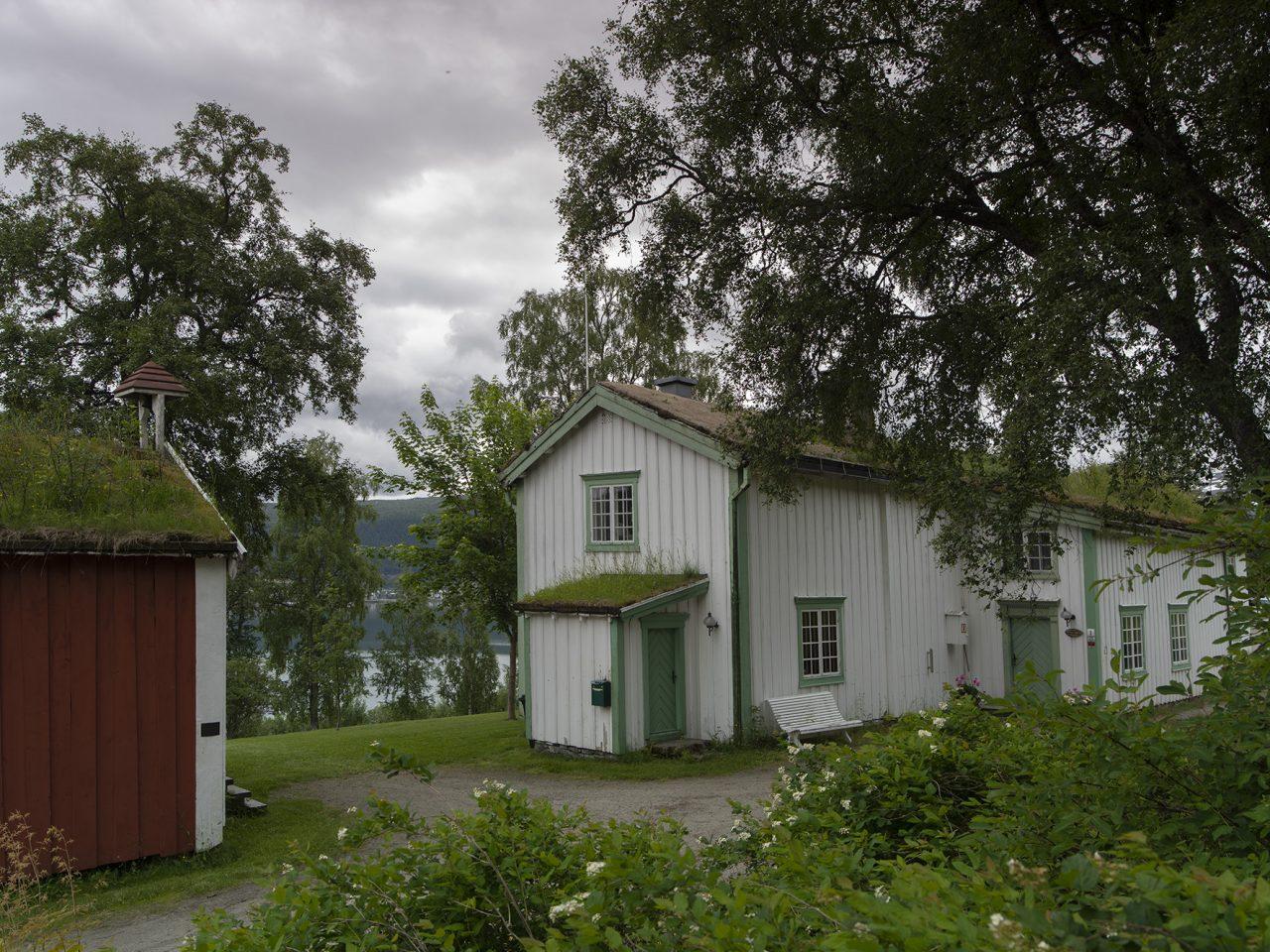 Prestegården på Stenneset, Rana