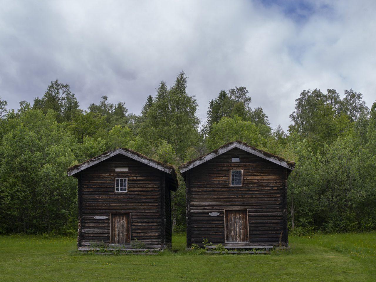 Stabbur fra Åenge, Stenneset, Rana