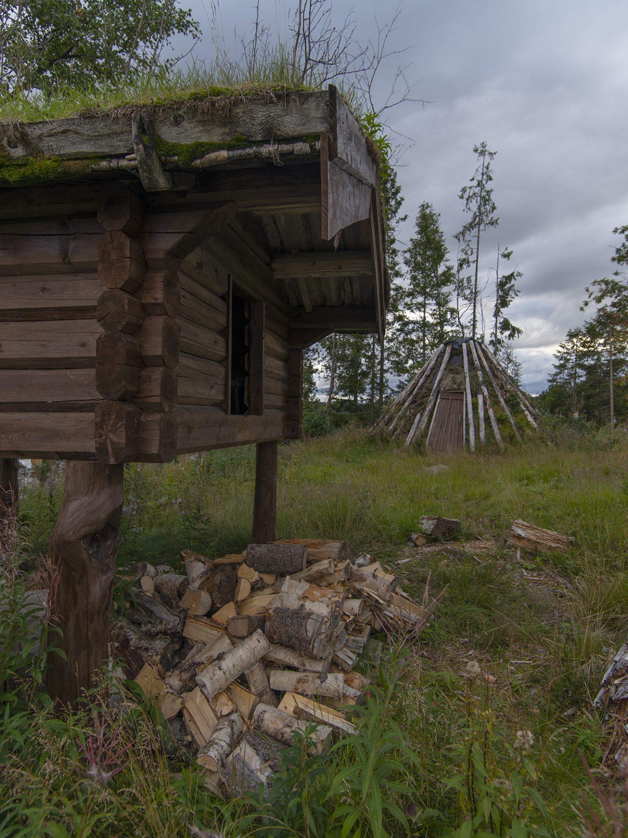 Hattfjelldal. Samisk gamme