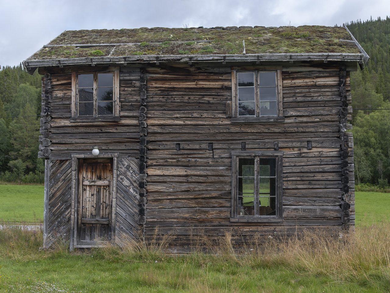 Hattfjelldal Torgerhuset svenskvollen