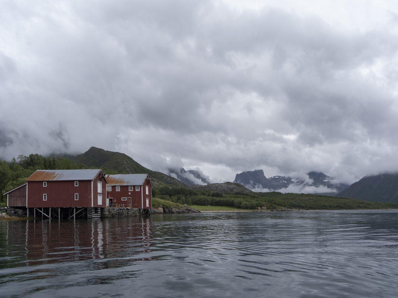 Falch gamle handelssted, Rødøy