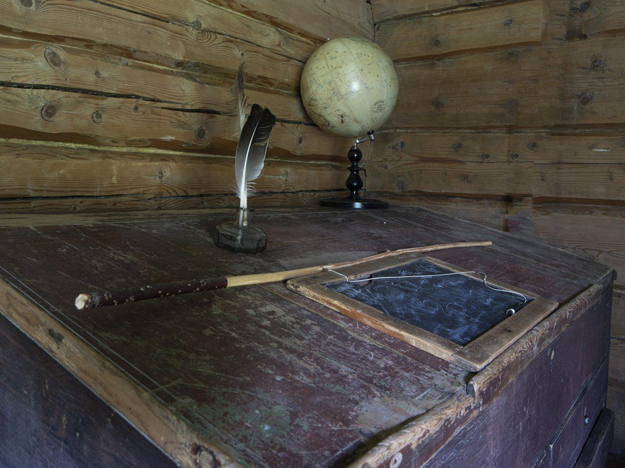 Lærerværelse - Langfjordhågstua