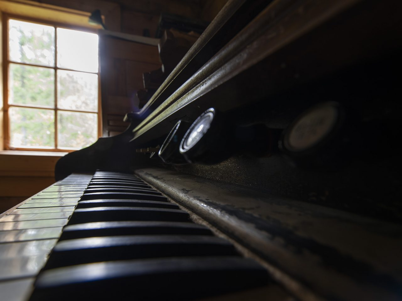Orgeltangenter