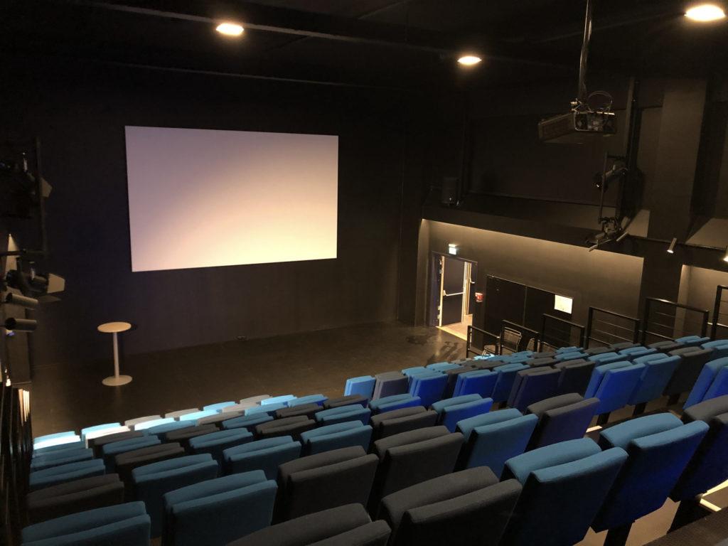 Auditorium Rana Museum