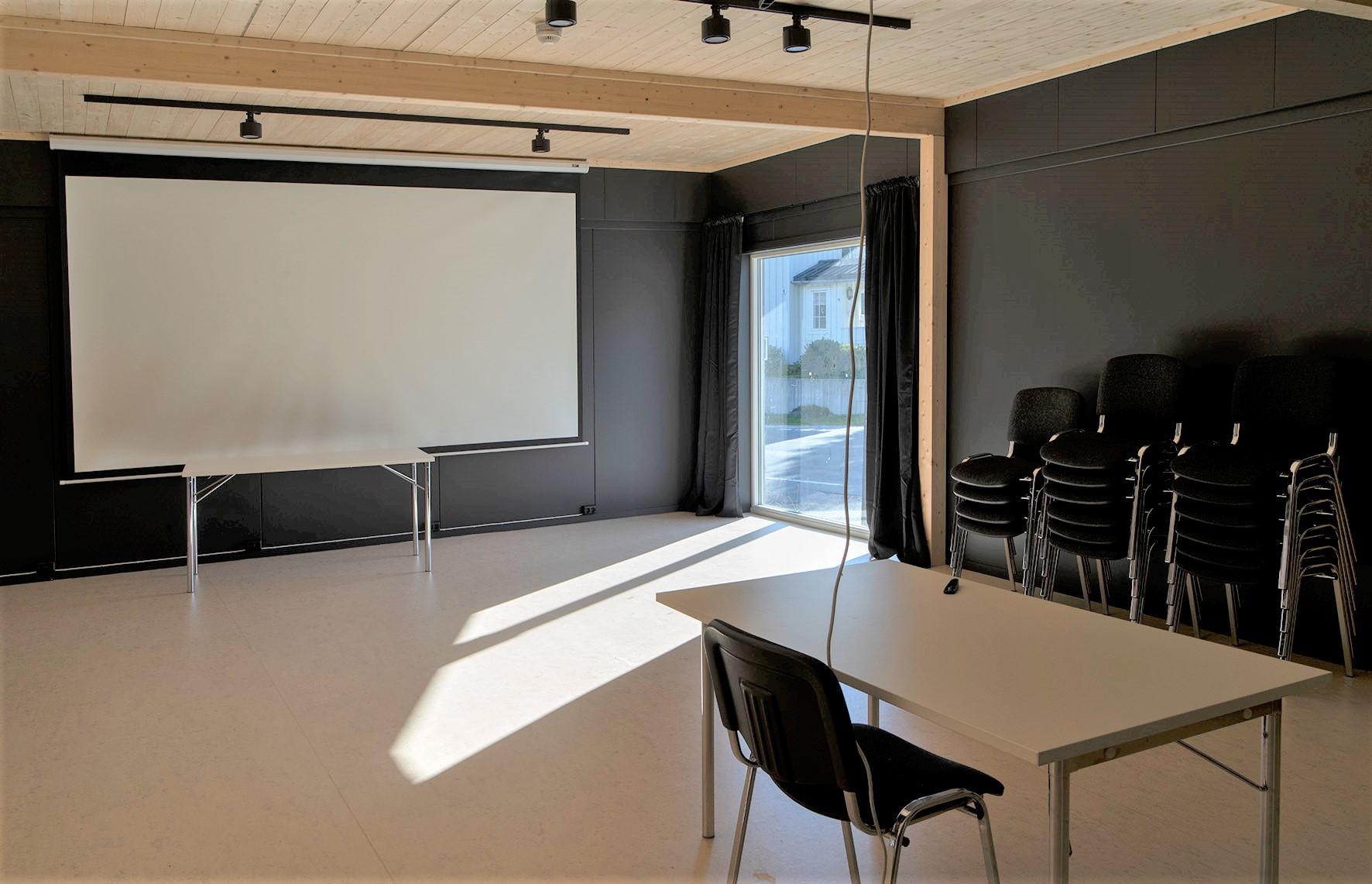 Foredragsrom, Velfjord
