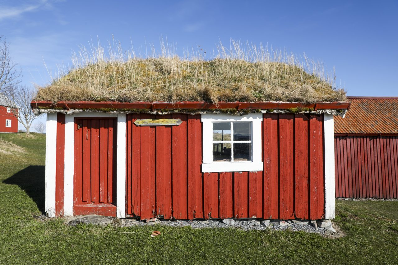 Herøy bygdesamling.