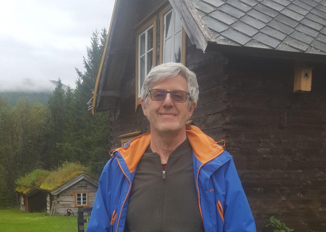 Portrettbilde av Alf Ragnar Nielssen.