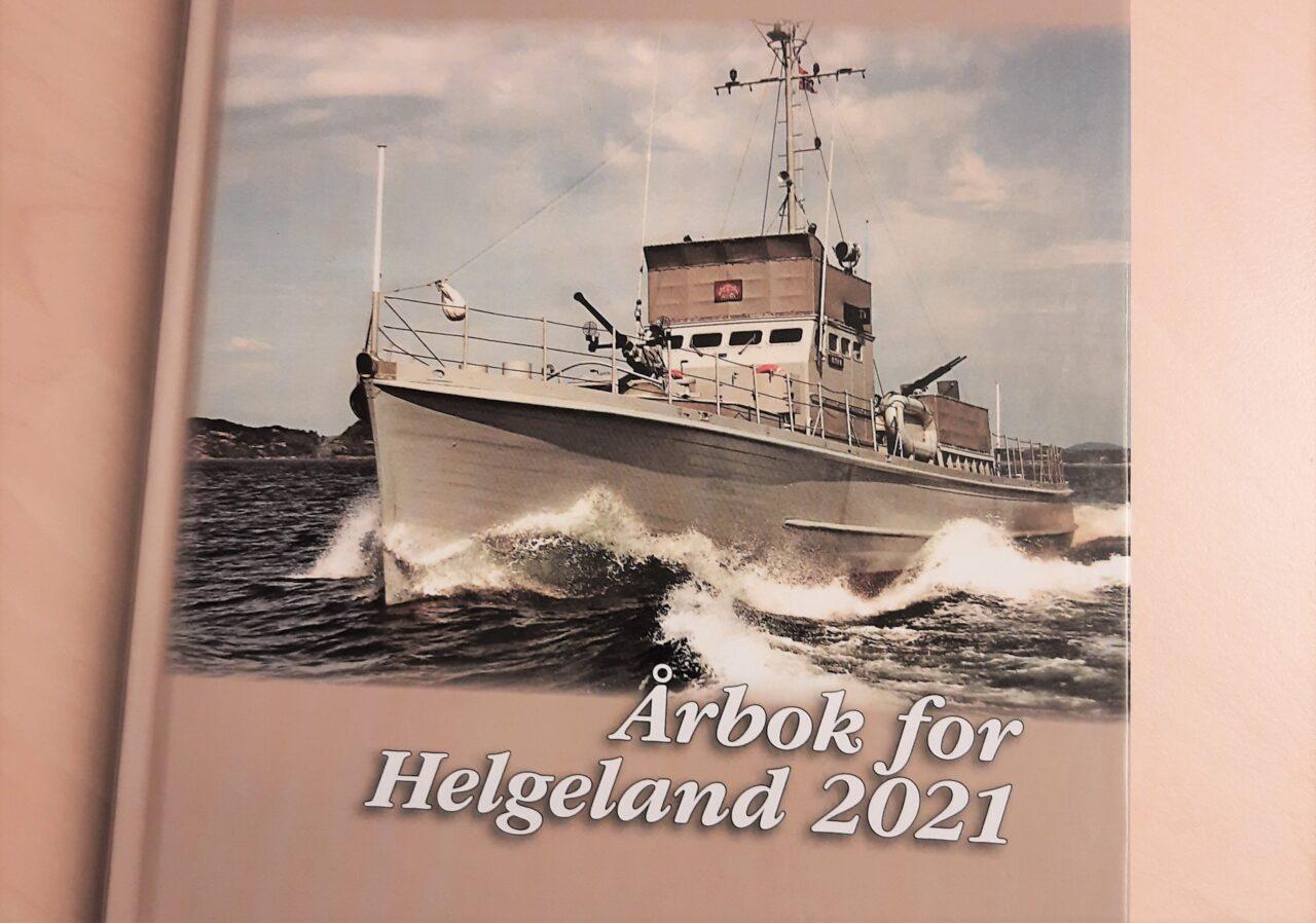 Cover Årbok for Helgeland 2021