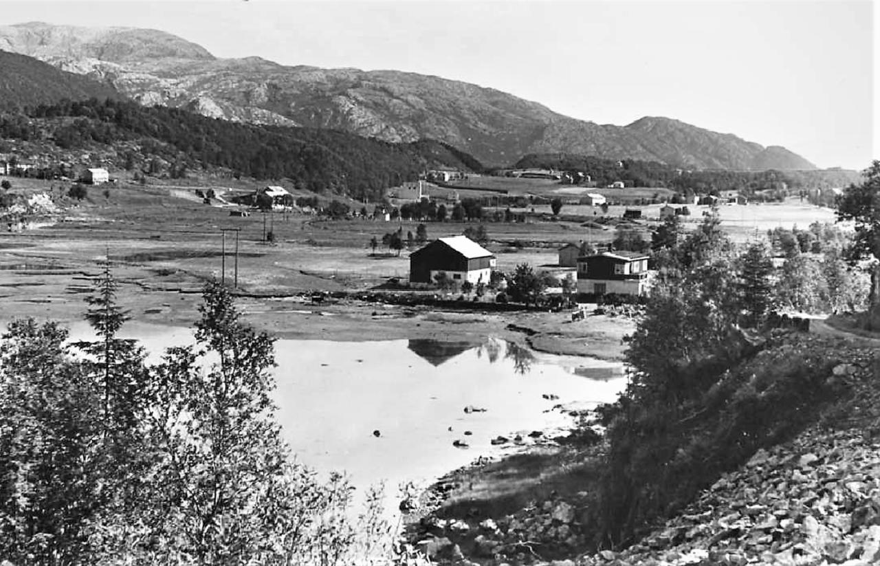 Meisfjord-bygda